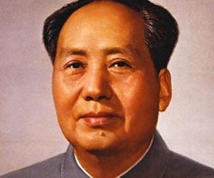 il dittatore cinese Mao Zedong