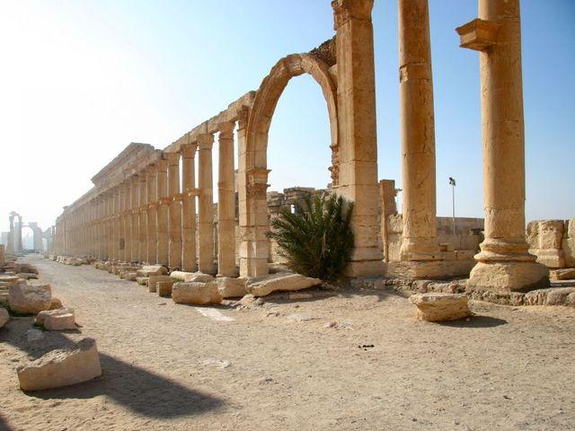 Decapitato e appeso ad una colonna, Isis uccide archeologo a Palmira