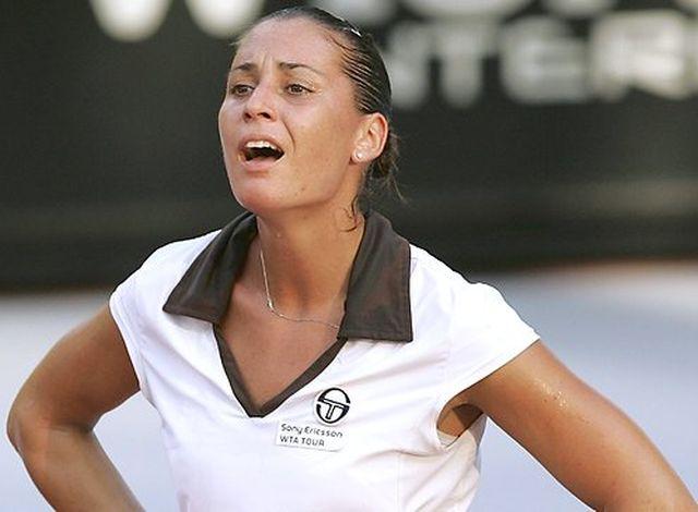 Tennis – Flavia Pennetta passa il turno ma dovrà affrontare la Williams