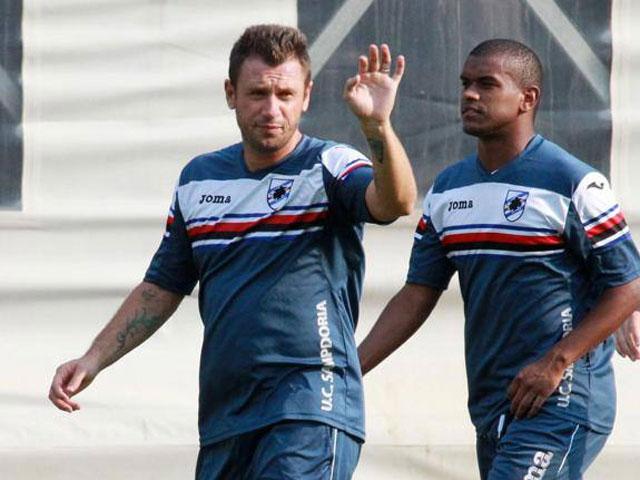 Calcio – Sopresa Cassano, lascia il Verona e annuncia il ritiro