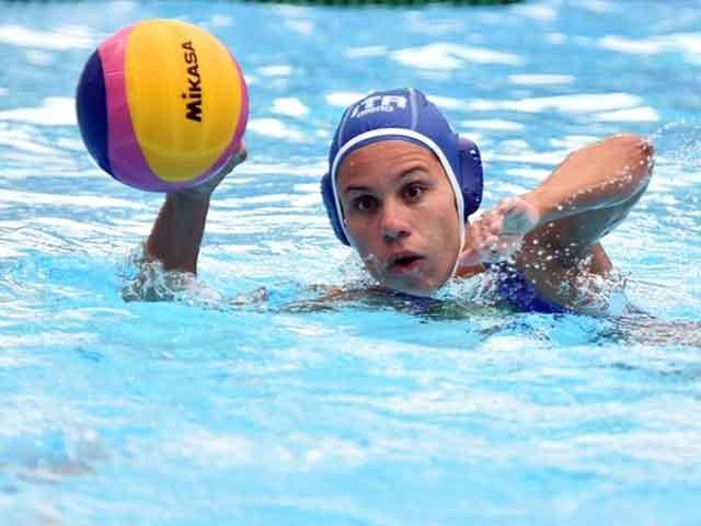 Campionati del mondo. Pallanuoto. Italia – Australia 12-10. Setterosa di bronzo