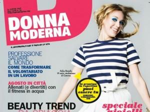 Sofia Ronchi è Modella per un Giorno