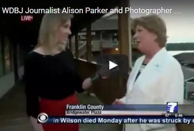Usa, giornalisti uccisi in diretta Tv – Video choc