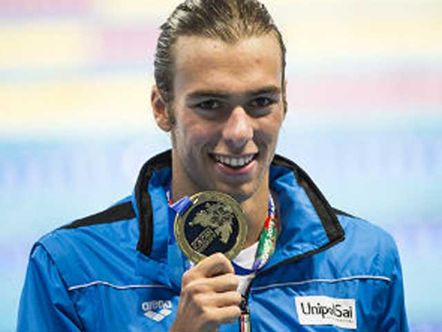 Campionati del Mondo. Nuoto. Paltrinieri, oro nei 1500 stile. Con giallo. Tutti gli azzurri a medaglia