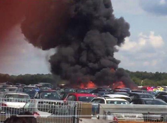 Aereo dei Bin Laden decolla da Malpensa e si schianta in Inghilterra, 4 morti