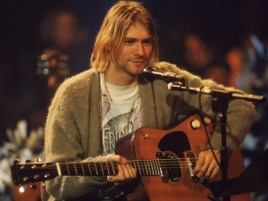 Kurt Cobain, leader dei Nirvana