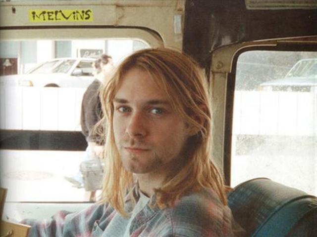 Un album solista di Kurt Cobain verrà rilasciato a novembre