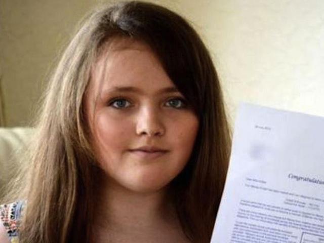 Ecco Nicole Barr, la 12enne rom con il QI più alto di Albert Einstein