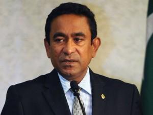 Abdulla Yameen, presidente delle Maldive