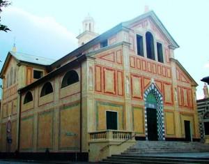 Funerali di Giovanni Calissano ad Albaro
