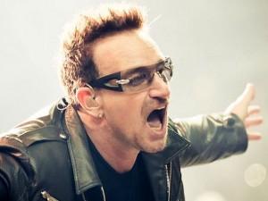 Bono degli U2 all'Expò 2015