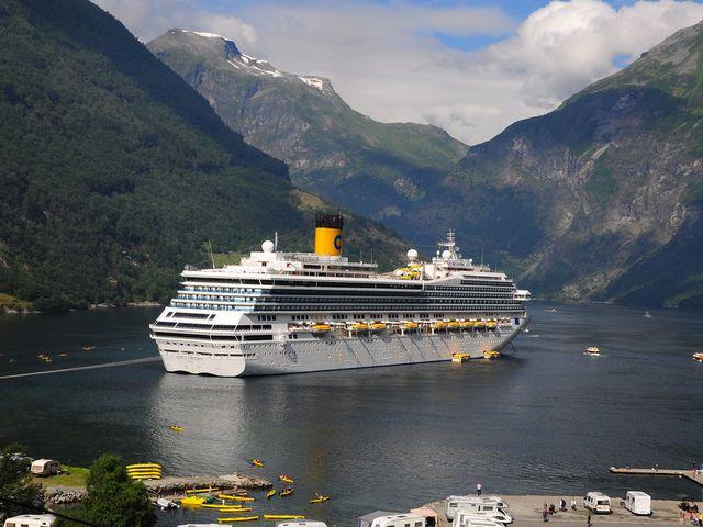 Costa Fortuna – Passeggera gettata dalla nave in Norvegia?