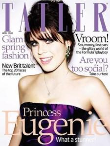 Principessa Eugenie di York assenteista?
