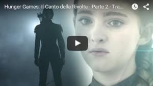 Hunger Games, Il canto della Rivolta parte 2, ecco il trailer in italiano
