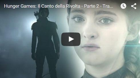 Hunger Games – Il canto della Rivolta – Parte 2 – Trailer in italiano