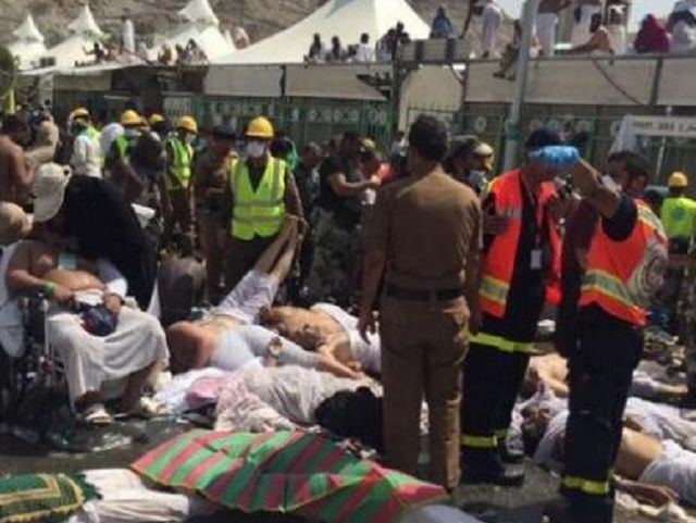 La Mecca, centinaia di vittime tra la ressa