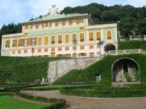 Villa Duchessa di Galliera a Voltri