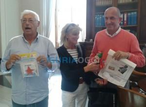 Premio Pinocchio 2015 a Luigi Merlo
