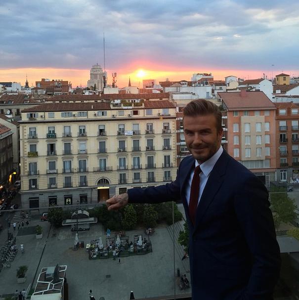David Beckham sarà il prossimo James Bond?