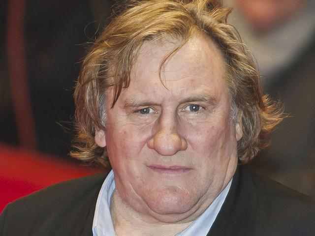"""Gerard Depardieu, politico di """"Marseille"""""""