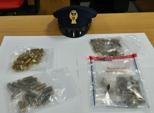 Arrestato corriere della droga