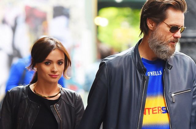 Jim Carrey disperato, morta la fidanzata Cathriona White, forse suicidio