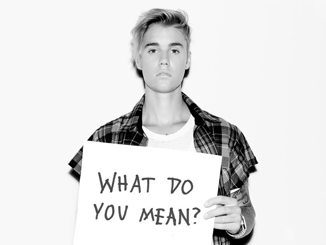 "Justin Bieber record: ""What do you mean"" suonato 21milioni di volte su Spotify"