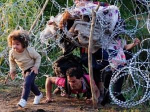 Croazia chiude i confini ai profughi