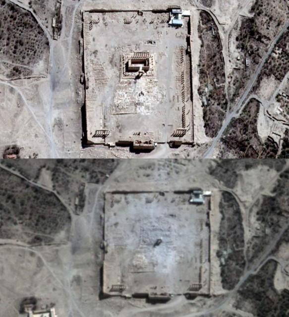 Isis: confermata la distruzione del tempio di Bel