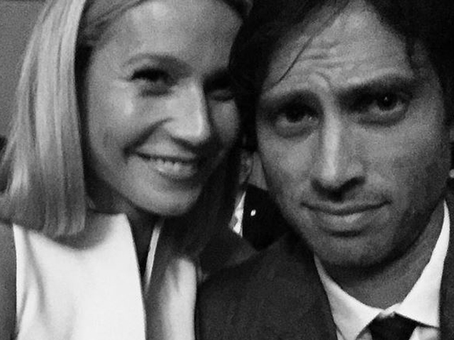 Gossip – Gwyneth Paltrow e Brad Falchuk, primo selfie come coppia