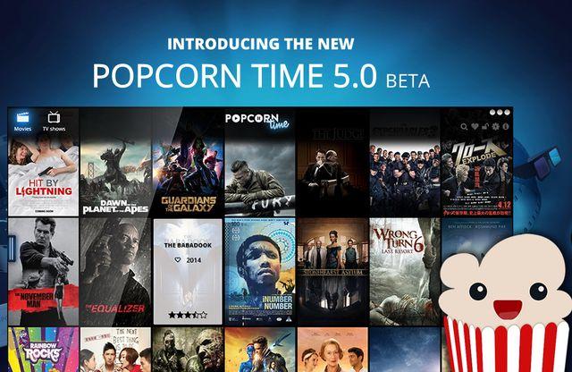 Popcorn Time sequestrato a Genova, ora rischia chi ha condiviso i film