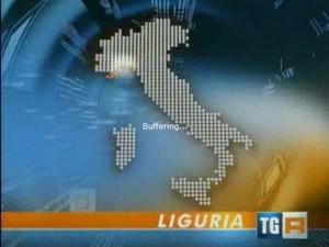 Tgr Liguria senza servizi per guasto al server