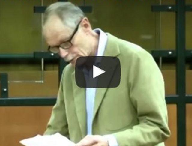 Erri De Luca assolto dall'accusa di istigazione a delinquere – VIDEO