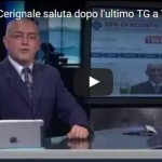 TeleNord – Fabrizio Cerignale saluta dopo l'ultimo TGN