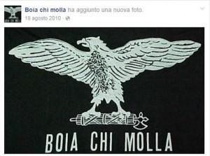 Facebook accusata di apologia di fascismo?