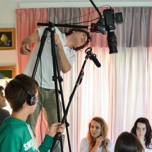 Hostile del regista 14enne Ambrosioni