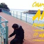 Nervi – Il Comune abbandona la passeggiata e i cittadini dipingono le ringhiere