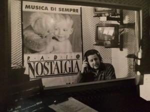 Radio Nostalgia - gli studi