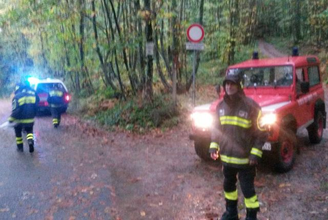 Cercafunghi di 73 anni disperso da ieri in Val d'Aveto