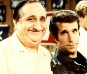 Morto Al Molinaro della serie tv Happy Days