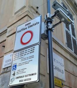 Rubati cartelli stradali a Ventimiglia