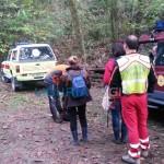 Due donne disperse nei boschi della Spezia, recuperate