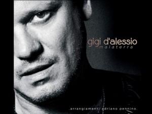 La copertina dell'ultimo album di Gigi D'Alessio