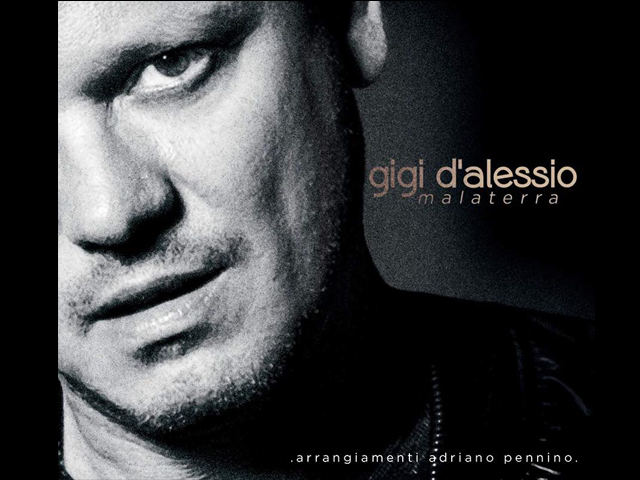 Gigi D'Alessio e i Dear Jack insieme nell'album Malaterra