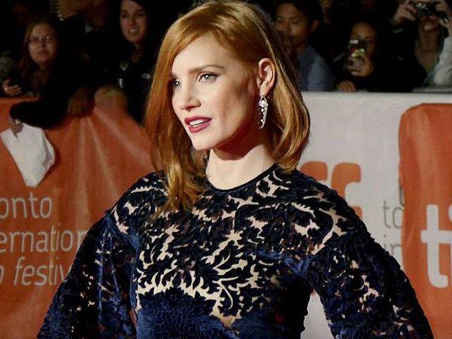 Jessica Chastain vuole interpretare il ruolo della cattiva in un film di James Bond