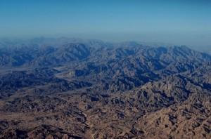 Aereo russo precipita sul Monte Sinai