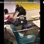 Poliziotto bianco aggredisce studentessa in classe in South Carolina – VIDEO