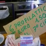 Profilattici a prezzi stracciati al BerioCafè di Genova