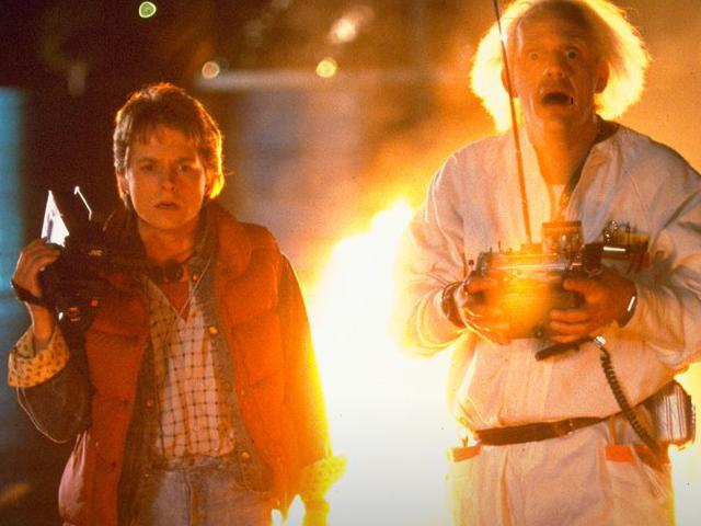 """Lo spot di Toyota riunisce Marty McFly e Doc in attesa del giorno di """"Ritorno al futuro"""""""