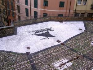 Campo Pisano, cimitero di soldati pisani